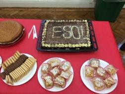 ESOL cake
